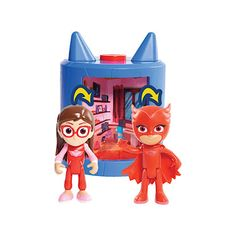 PJ Masks Transforming Figure Set - Owlette - The Entertainer - The Entertainer