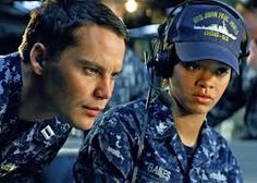 "Movie ""Battleship"" 2012 - Director: Peter Berg- A Universal Pictures Film. Taylor Kitsch as Alex Hopper"