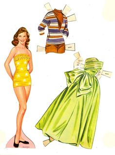 Image result for lennon sisters paper dolls