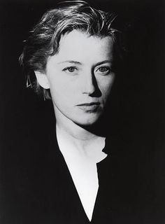 Cindy Sherman(herself), via Flickr.