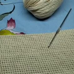 Crochet Unique, Crochet Diy, Crochet Basics, Crochet Motif, Crochet Designs, Crochet Crafts, Crochet Projects, Unique Crochet Stitches, Afghan Crochet