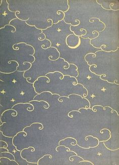 Endpaper - A Masque of Days, illustrations by Walter Crane.
