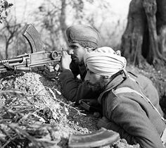 Indian sikh soldiers in Italian campaign - Sikhs in the British Indian Army - Wikipedia