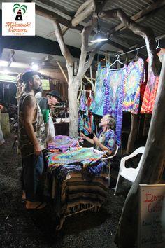 Kalapana Night Market, the Big Island, Hawaii  photo by Yuko Ishikawa