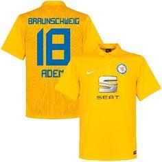 Nike Eintracht Braunschweig Home Ademi No.18 Shirt Eintracht Braunschweig Home Ademi No.18 Shirt 2015 2016 (Fan Style Printing) - M http://www.MightGet.com/february-2017-2/nike-eintracht-braunschweig-home-ademi-no-18-shirt.asp