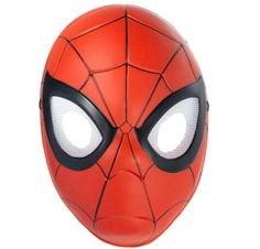 Plastic Spider-Man Mask for Children - Party City