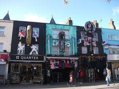 Camden Market: Ausflug ins unkonventionelle London