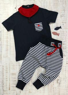 Maritime Kinder-Outfits Kombi3