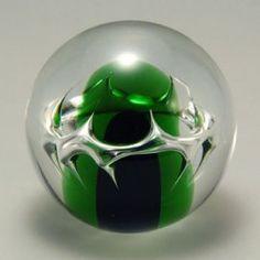 Czech Glass Paperweights | if you find a czech glass paperweights that you would like to include ...