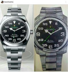 Hand drawn watches