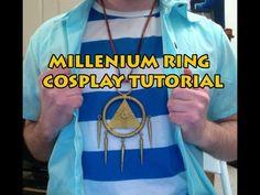 Yu-gi-oh! Millennium Ring Cosplay Tutorial - YouTube