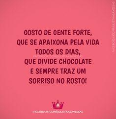 dividir chocolate é prova de amor rs