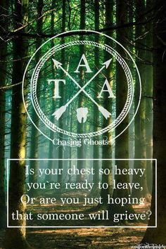 The Amity Affliction- Chasing Ghosts