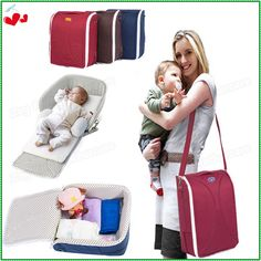 Portable Folding Baby Cot,Detachable Infant Cradle Crib,Multifunctional Travel Bed,Maternity Bags Nappy bags Messenger For Moms