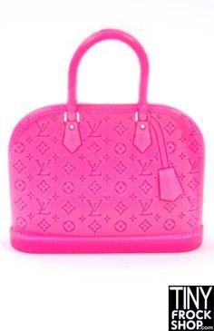 Barbie Louis Vuitton Damier Ebene Duomo Classic