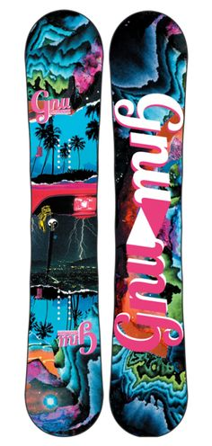 """Ladies Choice - $539.95   """"The Ladies Choice is an all mountain destroyer, it's Jamie Anderson's pro model and totally capable of whatever you throw its way."""""""
