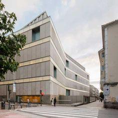Museo de Pontevedra: Sexto Edificio | UP Arquitectos | Jesús Ulargui e Eduardo Pesquera | Pontevedra 2008 | Foto: Adrián Capelo
