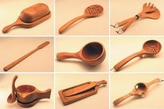 Allegheny Treenware: Kitchen Utensils Made from West Virginia Hardwood — Store Profile