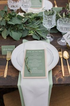 [tps_header]Greenery decorations are biggest wedding trend for the year 2017. Not only does greenery transform the plain to the lavish and lush, but it's also more cost-friendly than your standard florals. You don't n...