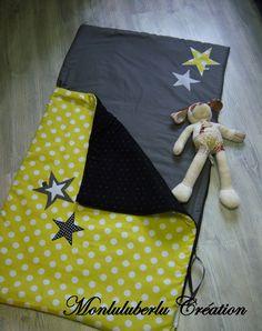 Sac de couchage spécial maternelle : Mode filles par monluluberlu-creation
