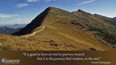 Travel Quotes – Ernest Hemingway
