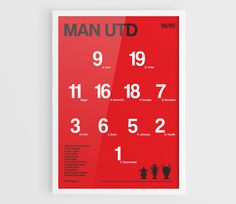 Manchester United FC 1998 1999 MUFC Man Utd squad line up typographics posters - A3 Wall Art Print Poster Soccer Poster by NazarDes on Etsy https://www.etsy.com/uk/listing/289313239/manchester-united-fc-1998-1999-mufc-man