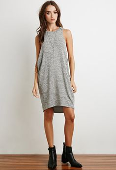 Cocoon T-Shirt Dress   Forever 21 - 2000173744