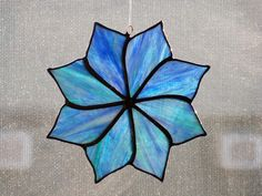 Handmade Stained Glass Sun Catchers-Created using traditional methods, by our new artisan Jen. Create your own custom stained glass piece HERE @ Eclectic Artisans!