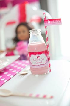 American Girl Doll Birthday Party Planning Ideas Supplies Idea Cake