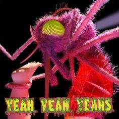 Yeah Yeah Yeahs – Mosquito Gruseliges Cover. In jeder Hinsicht. Ganz nett, kommt aber nicht an die alten Sachen ran.
