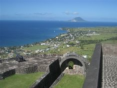 Brimstone Hill Fortress - St Kitts and Nevis
