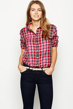 Jack Wills Holecroft Flannel