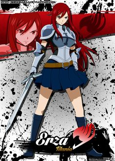 Erza Scarlet by Shinoharaa