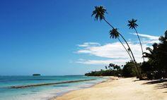 Samoa Tourism : Tafatafa Beach  Miss walking along this Beach...
