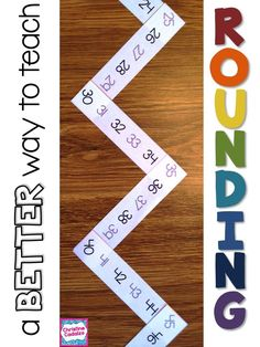 engaging, in-depth lesson plans and activities to teach rounding concepts- teach for real understanding- rounding to nearest ten, rounding to the nearest hundred- third grade common core math $
