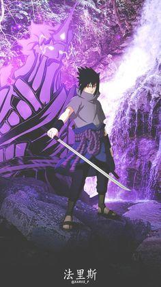 Sasuke X Susanoo wallpaper by xariis_f - 38 - Free on ZEDGE™