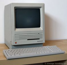This was my family's first home computer. We had it for nearly a decade. I can still hear the beeping, static-y dial up noises...