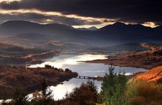 Scotland Highlands  Skotland by angus clyne, via Flickr