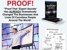 Expert Secrets Audiobook (+Bonus Offer) By Russell Brunson Internet Marketing, Social Media Marketing, Digital Marketing, Email Marketing, The Secret Book, Web Design Tips, Seo Tips, Web Development, Audio Books