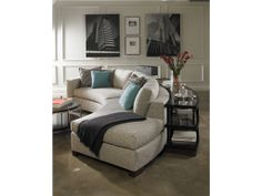 This curved console is a perfect fit for any conversation couch. Space saving storage and beauty all in one.