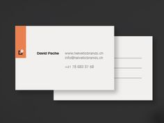 Business Cards / Shot_1298140927