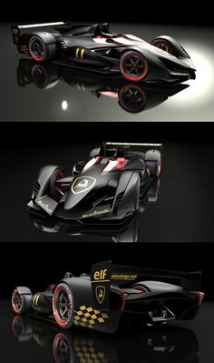 ♂ The Lamborghini LMP-F concept  ❤ www.healthyliving... ❤
