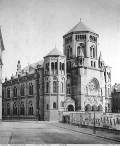 Jewish Synagogue, Munich Germany, Moorish, Kirchen, Old World, Notre Dame, Berlin, The Past, Louvre