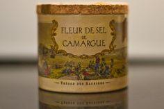 Fleur de Sel de Camargue - will buy this when I'm in France