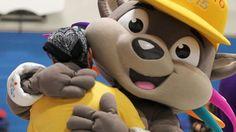 Toronto 2015: conoce a Pachi, la mascota de estos Juegos Panamericanos. July 08, 2015.