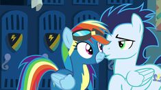 My Little Pony Baby, My Little Pony Friendship, Mlp, Rainbow Dash And Soarin, My Little Pony Coloring, Cartoon Ships, Imagenes My Little Pony, Equestria Girls, Disney Characters