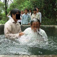 Brave men and women travel all over rural Vietnam sharing the gospel.