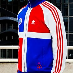 "@enlawded's photo: ""The #Adidas #Originals #DominicanRepublic #RepublicaDominicana Track Top #Jacket #Collector #Retro #Vintage @EnLawded http://www.enlawded.com/tag/collection"""