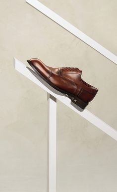 Step in style. Louis Vuitton's Spring 2015 Men's Shoes collection