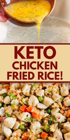 Low Carb Chicken Recipes, Keto Recipes, Dinner Recipes, Healthy Recipes, Recipe Chicken, Ground Beef Recipes, Crockpot Recipes, Comida Keto, Keto Side Dishes